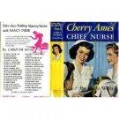 """Cherry Ames;  Chief Nurse"" By Helen Wells"