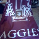 Texas A&M Throw Blanket