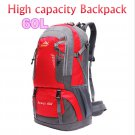 Fashion 60L large capacity travel mountaineering bags Athletic Backpack DBG2030OR
