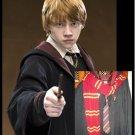 Wizarding World of Harry Potter RON WEASLEY COSTUME Halloween Movie Quality NEW