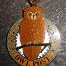 New Wizarding World of Harry Potter Owl Post Keychain