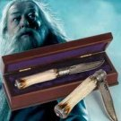 Harry Potter PROF. ALBUS DUMBLEDORE'S FOLDING KNIFE WITH CASE Prop Replica Noble