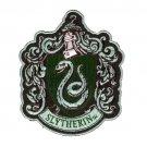 Wizarding World of Harry Potter SLYTHERIN HOUSE CREST PATCH Universal Studios