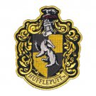 Wizarding World of Harry Potter HUFFLEPUFF HOUSE CREST PATCH Universal Studios