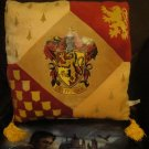 Wizarding World Harry Potter Gryffindor Tassel Pillow