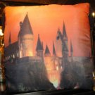 Wizarding World of Harry Potter Hogwarts Castle Pillow
