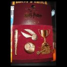 Wizarding World of Harry Potter Quidditch Gear Pin Set