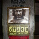 Wizarding World of Harry Potter Sirius Wanted Magnet