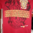 Wizarding World of Harry Potter Gryffindor Quidditch T