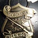 Wizarding World Harry Potter Voldemort Spell Keychain