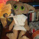 """Wizarding Harry Potter DOBBY INSPIRED PLUSH 13"""" Hand Crafted House Elf  Doll NEW"""