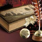 Hogwarts Writing Quill Replica Harry Potter Noble Collection Wizarding World