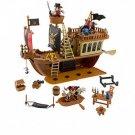 Mickey Mouse Pirates of the Caribbean Pirate Ship Playset Walt Disney World
