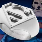 Superman Signet Ring Stainless DC Noble Collection Man of Steel Superman Returns