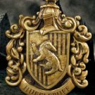 Hufflepuff Crest Wall Art Harry Potter Noble Collection Wizarding World