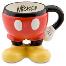 Mickey Mouse Pants Coffee Mug Body Parts Walt Disney World Theme Parks
