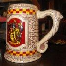 Wizarding World of Harry Potter Gryffindor Molded Stein Universal Studios Park