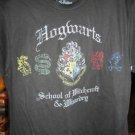 Universal Studios Wizarding World of Harry Potter Hogwarts T Shirt