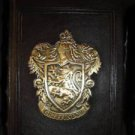 Wizarding World of Harry Potter Gryffindor Crest Journal Universal Studios Park