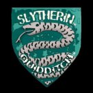 Wizarding World of Harry Potter Slytherin Magnet Universal Studios Park