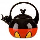 Disney World Mickey Mouse Pants Tea Kettle Pot Teapot