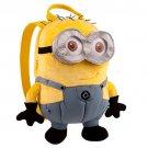 Despicable Me Minion Plush Backpack Bag Minion Mayhem Universal Studios