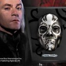 Lucius Malfoy Death Eater Mask Prop Replica Wizarding Harry Potter Noble Costume