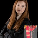 Wizarding World of Harry Potter Ginny Weasley Halloween Costume Movie Quality