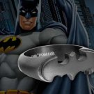 Batman Black Signet Ring Noble Collection DC Dark Knight Rises Batman Begins