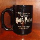Wizarding World of Harry Potter Logo Coffee Mug Universal Studios Park