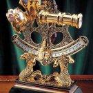 The Mariner's Classic Sextant Antique Replica