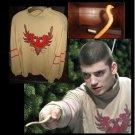 Wizarding World of Harry Potter Viktor Krum Tri Wizard Jersey Costume
