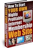 Starting A Paid Membership Website