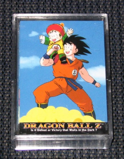 Dragon Ball Z Series 1 (Artbox 1996) - Full 50 Card Set NM-M