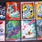 Iceman Cards- X-Men Marvel Flair Masterpieces Chromium- Lot of 8 NM-M