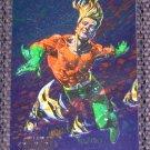 DC Master Series (SkyBox 1994) Foil Card F2 - Aquaman EX