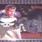 1994 Flair Marvel Universe (Fleer) Power Blast Card #10- Punisher NM-M