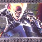 1994 Flair Marvel Universe (Fleer) Power Blast Card #9- Ghost Rider NM