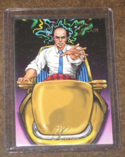 1994 Flair Marvel Universe (Fleer) Card #10- Xavier NM