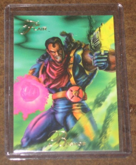 1994 Flair Marvel Universe (Fleer) Card #143- Bishop NM