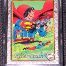 The Return of Superman (SkyBox 1993) - Full 100 Card Set NM-M