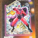 Marvel Universe Series 3 (Impel 1992) Card #112- Magneto NM