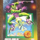 Marvel Universe Series 3 (Impel 1992) Card #114- Green Goblin NM