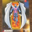 Marvel Universe Series 3 (Impel 1992) Card #63- Archangel NM