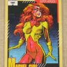 Marvel Universe Series 2 (Impel 1991) Card #4- Marvel Girl NM