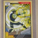 Marvel Universe Series 2 (Impel 1991) Card #27- Havok NM