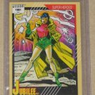 Marvel Universe Series 2 (Impel 1991) Card #38- Jubilee NM