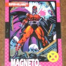 X-Men Series 1 (Impel 1992) Card #41- Magneto NM