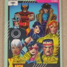 Marvel Universe Series 2 (Impel 1991) Card #153- X-Men NM