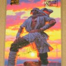 Marvel Masterpieces 1994 (Fleer) Gold-Foil Signature Parallel Card #139- Xi'an EX